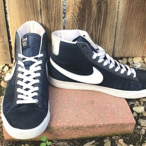 the best attitude de327 029f7 Nike Shoes - 🌷Nike Mens sz 9.5 Blazer Big Homie NYC High Tops